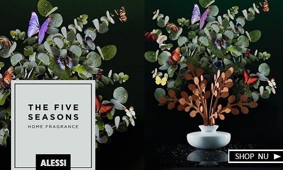Alessi Five Seasons Home huisparfum